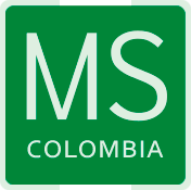 MS Colombia logotipo